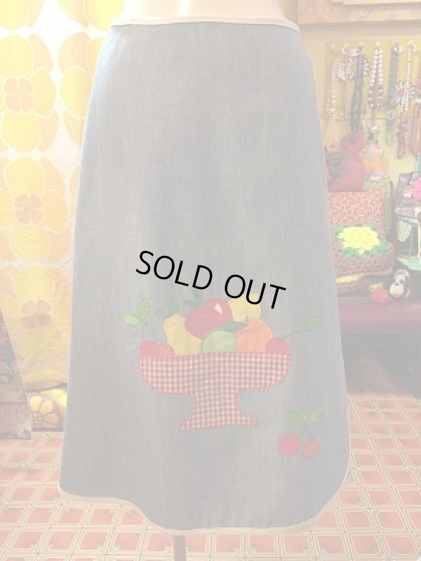 画像1: フルーツバスケット ラップスカート