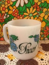 PeaceFlower Mug