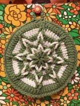 GR/WH Knit 鍋敷き