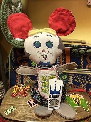 画像1: YE KnitHair House Mouse
