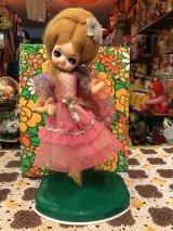 ふんわりスカート おすましLADYポーズ人形