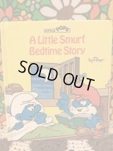 A Little Smurf Bedtime Story Book